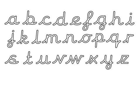 s pet displays 187 editable cursive letter formation