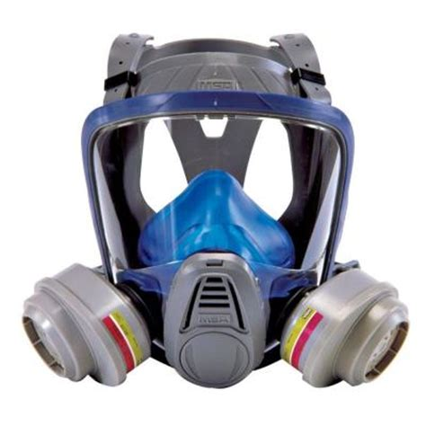 msa safety works multi purpose respirator