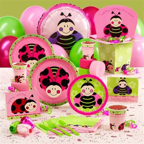Pink Ladybug Baby Shower by Pink Ladybug Baby Shower Decorations Best Baby Decoration
