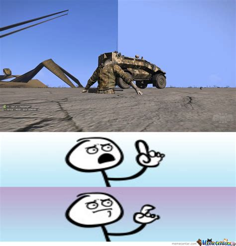 Arma 3 Memes - arma 3 the most realistic shooter ever by dawg123456789 meme center