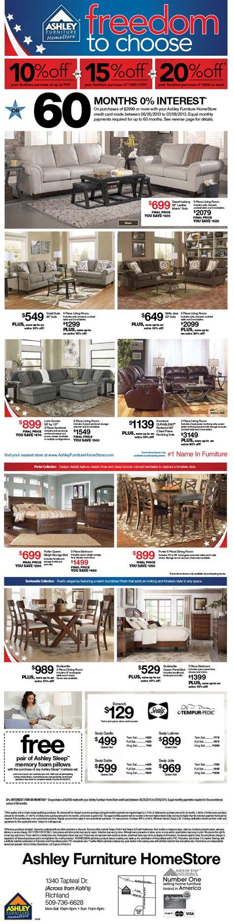 pin  ashley furniture richland wa tricities