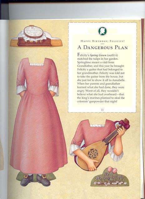American Doll Paper Crafts - 757 best the ginghams american paper dolls and