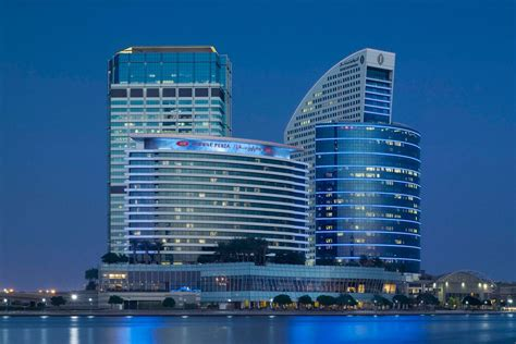 bid on hotel meeting rooms at intercontinental dubai festival city