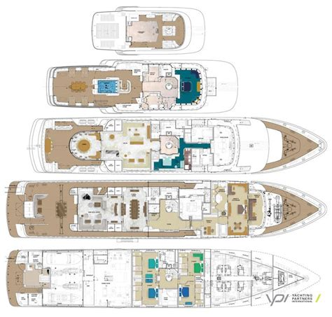 mega yacht floor plans 149 best all about super yachts images on pinterest