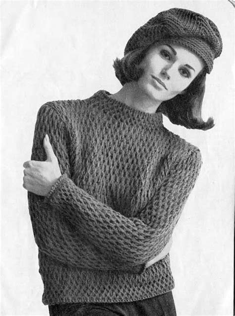free vintage knitting patterns 17 best images about knitting on 1960s