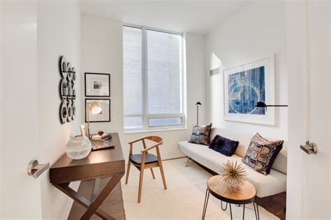 home design staging group staging project chaz yorkville condo den bedroom