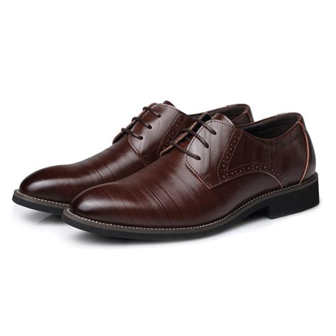 Genuine Leather Dress Shoes new fashion dress shoes genuine leather shoes