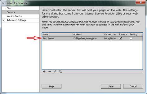 tutorial dreamweaver 8 untuk pemula pdf cara mendifinisikan site di dreamweaver tutorial web