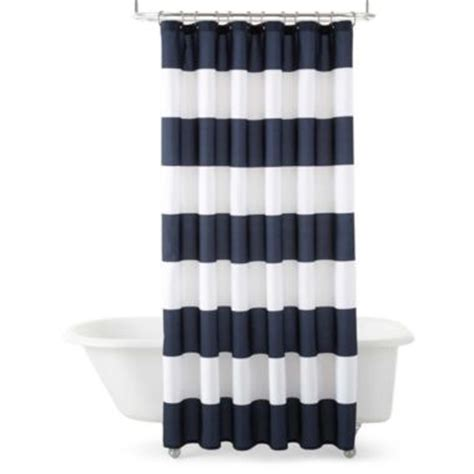 nautical bathroom curtains nautical bathroom shower curtain for the home pinterest