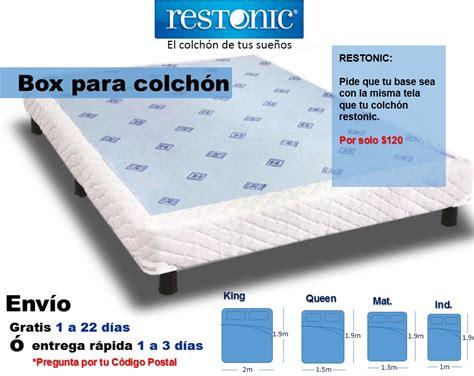 como vender un colchon box de cama para colch 243 n matrimonial env 237 o gratis restonic