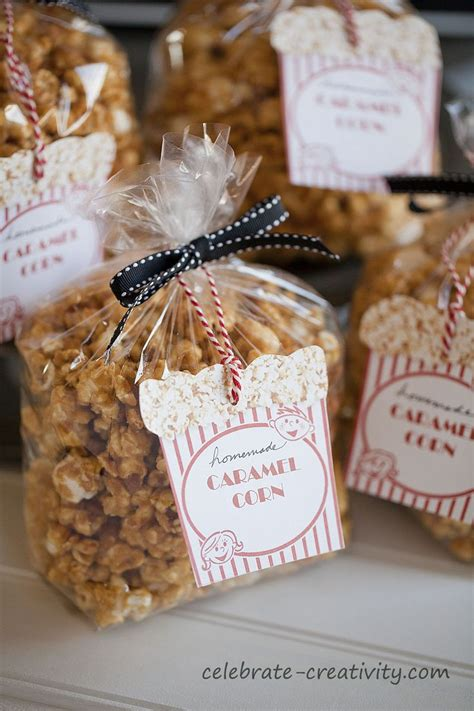 Handmade Caramels For Sale - 17 best ideas about popcorn gift on
