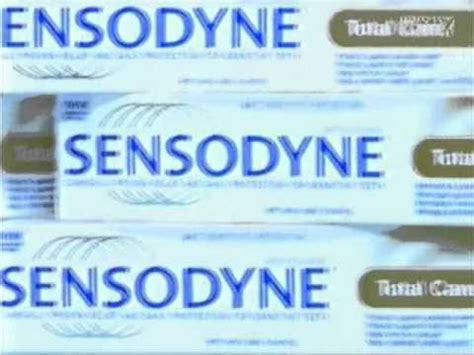 Pasta Gigi Sensodyne pasta gigi sensodyne total care untuk gigi ngilu sensitif