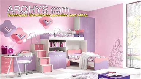cuartos para ni as habitaciones juveniles nina 13339
