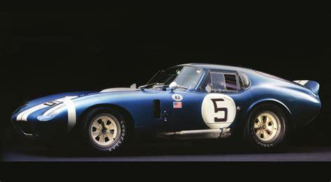 Cobra Auto Gardena by Le Mans Winning 1964 Shelby Cobra Daytona Coupe To