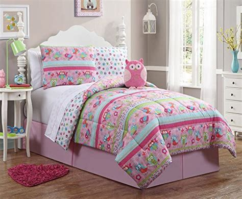twin size comforter for girls best twin size owl print comforter sets for girls owl