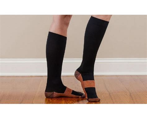 Compression Thigh Wrap Copper Detox Slimming by 0 For A Set Of Two Copper Infused Relieving Slimming