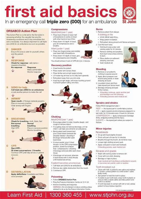 printable survival instructions first aid crafts and diy s pinterest girls c