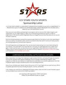 sports sponsorship letter template best photos of youth sports donation request letter