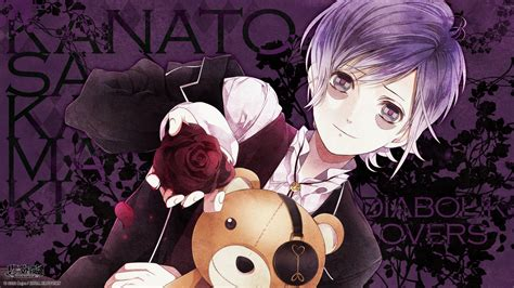 Diabolik Lovers Anime Pictures Diabolik Lovers Anime Pictures Wallpaper Anime Desu