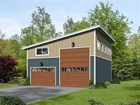 modern garage plans with loft