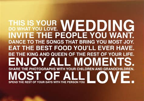 Wedding Nuptial Quotes by Wedding Planning Quotes Quotesgram
