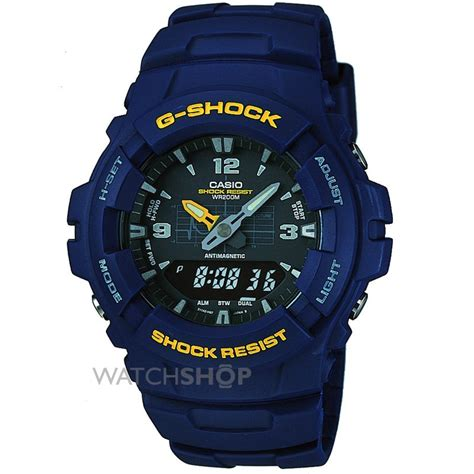 Alarm G Forces s casio g shock antimagnetic alarm chronograph g 100 2bvmur shop com