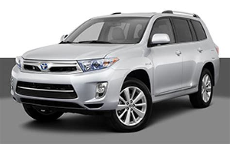 Compare Toyota Highlander Models 2011 Ford Escape Hybrid Vs 2011 Toyota Highlander Hybrid