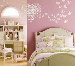Girls Bedroom Decorating Ideas dormitorios con mariposas