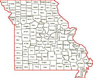 county missouri map resources for family community history