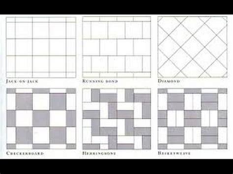 floor tile patterns tile flooring patterns  layouts