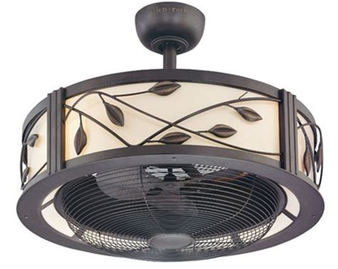 drum style ceiling fan bladeless ceiling fan home decorating ideasbathroom
