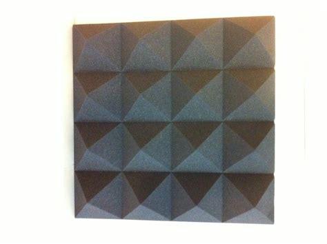 basstrap ceiling accoustic foam pyramid diffuser sidewall basstrap
