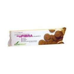 High Fiber Crackers Sugar Detox by Integral Cookie Fiber Soria Parafarmacia