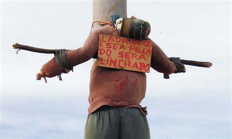 el linchamiento la 8499700926 quot dame pa matalo quot la pr 225 ctica del linchamiento en venezuela primera parte noticias uruguay