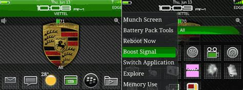 blackberry rc themes 9900 green porsche design for bb 9900 9930 9981 themes free
