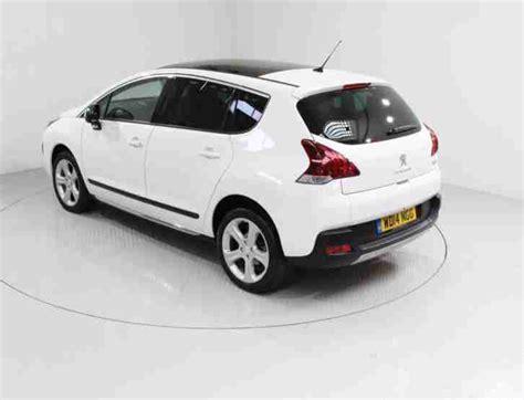 peugeot manufacturer peugeot 2014 3008 1 6 hdi fap 5dr hatchback diesel