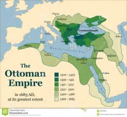 Who Was The Ottoman Empire The Cloud That Looms Iraq And Syria Germany S Geography