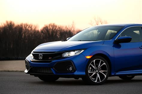All Honda Civic Si Models by All New Honda Civic Si Coupe And Sedan On Sale Today The