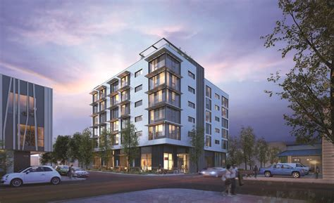 Apartment Portland 19th Overton Apartments Recommended For Approval
