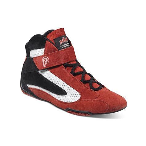 motor racing footwear piloti competetizione racing shoes