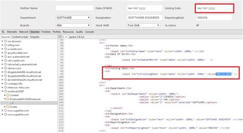javascript format date with pattern javascript how to set value into html5 date field from