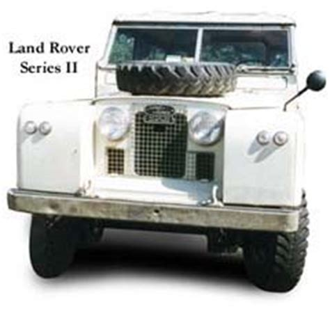 land rover series 2 and 2a parts