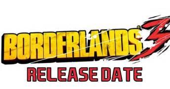 Borderlands 3 release date trailer wishlist character demo dlc