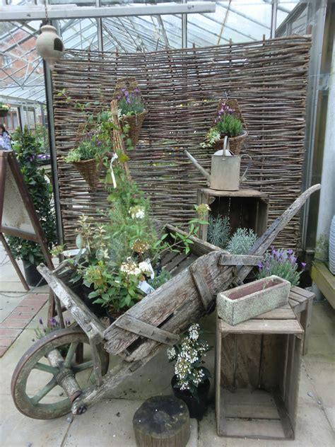 garden centre exhibit garden center displays plants