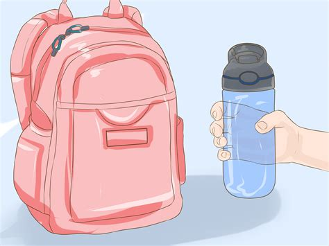 Your Bag by How To Organize Your School Bag 9 Steps With Pictures