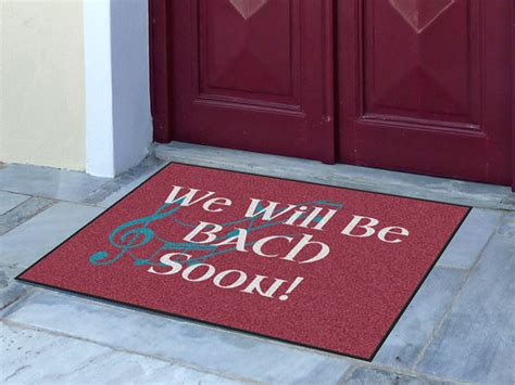 Personalized Doormats Company by Write Your Own Doormat The Personalized Doormats Company