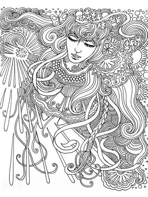 psychedelic coloring pages trippy coloring pages easy printable psychedelic 145