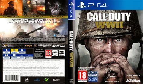 Ps4 Cod World War Ii Call Of Duty Wwii Pro Edition Reg 3 1 call of duty ww2 world war 2 ps4 cover german german ps4 cover german dvd covers