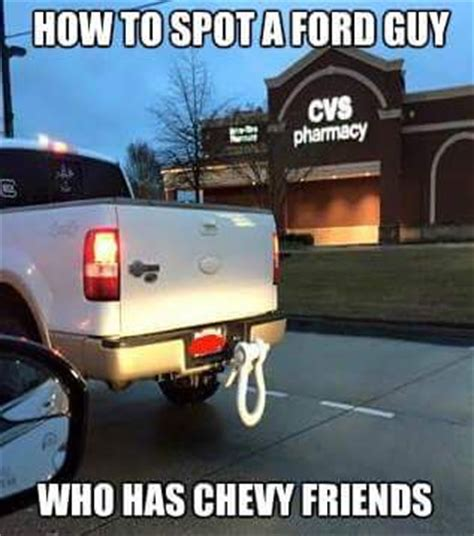 Ford Vs Chevy Meme - embedded image permalink