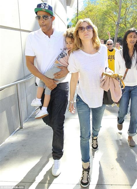 Stella Pompeo Ivery Also Search For Pin By Scarlet On S Papa S With Their Beautiful Babies P